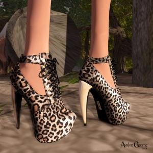 Reign Heels