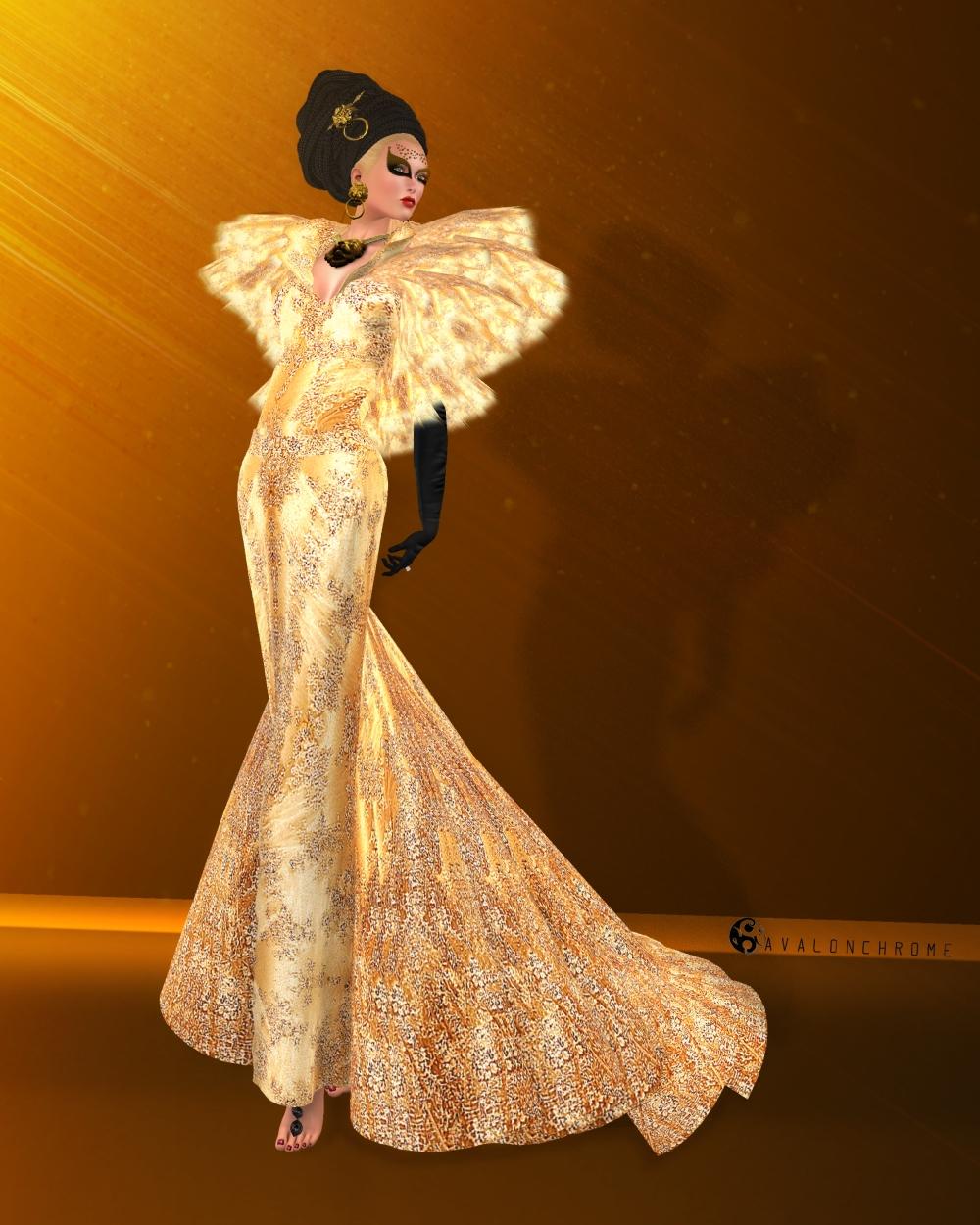Sascha Robyn Gown BEST