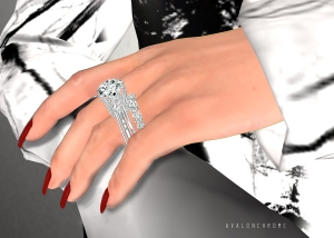"The ""Belle Aire"" Wedding Set by Chop Zuey"