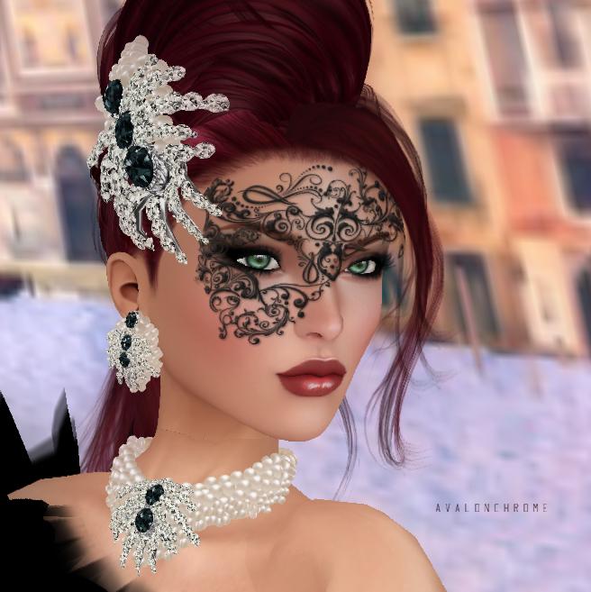 Ava in Venice CU orton